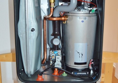 Water Heater Inspection & Cleaning