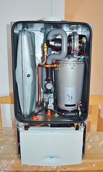 Home Inspection Water Heater