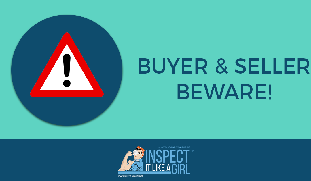 Buyer and Seller Beware: Refusing a Thorough Inspection Is Bad for Everyone!